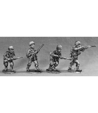 Empress Miniatures US Army Infantry Advancing (GI 4)