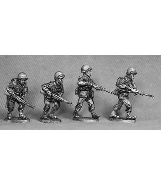 Empress Miniatures US Army Infantry Advancing (GI 6)