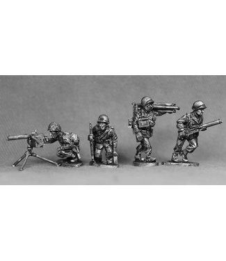 Empress Miniatures US Army M1917 Browning Teams (GI 8)