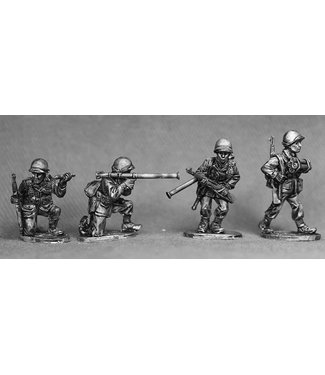 Empress Miniatures US Army Bazooka Teams (GI 7)