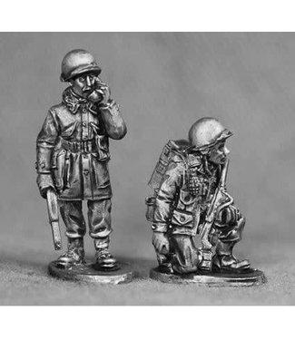 Empress Miniatures US Army Observer/Command (GI10)