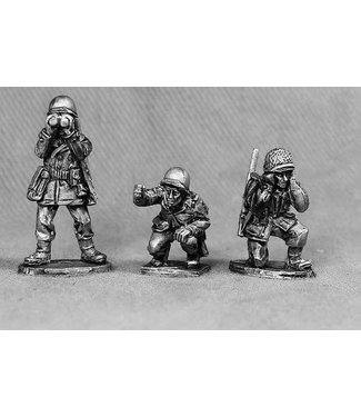 Empress Miniatures US Army Anti-Tank Gun Crew (GI13)