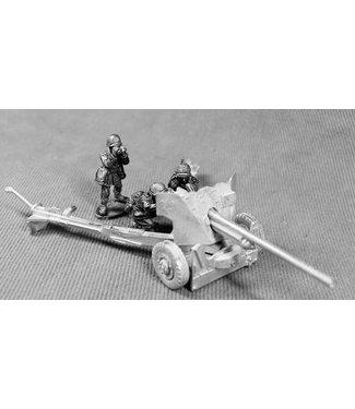 Empress Miniatures US Army Anti-Tank Gun and Crew (GI14)
