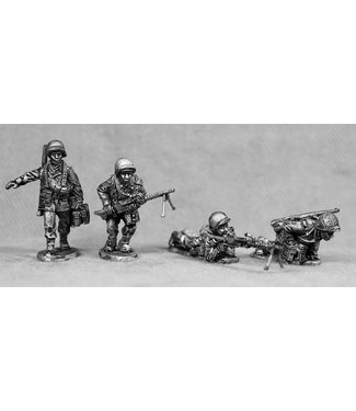 Empress Miniatures US Army M1919 Browning Teams (GI17)