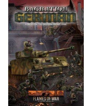 Flames of War Bagration German