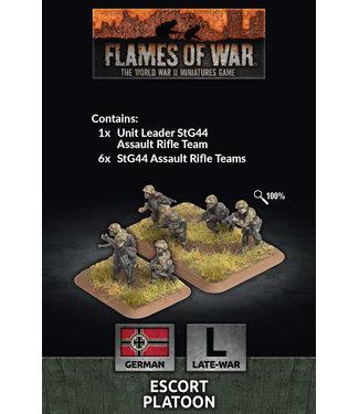 Flames of War Escort Platoon (Plastic)