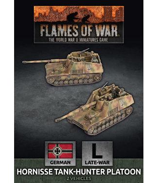 Flames of War Hornisse Tank-Hunter Platoon