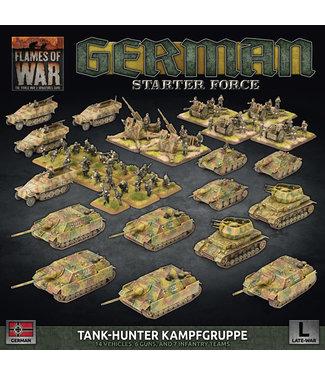 "Flames of War German ""Tank-Hunter Kampfgruppe"" Army Deal"