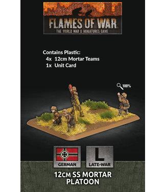 Flames of War 12cm SS Mortar Platoon