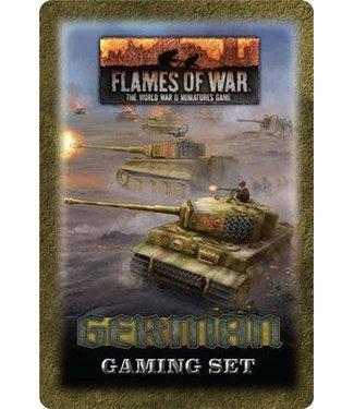 Flames of War German Gaming Tin