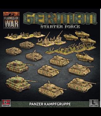 Flames of War German Panzer Kampfgruppe Army Deal