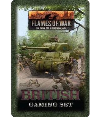 Flames of War British Gaming Tin (FOW)