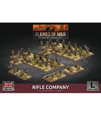 Flames of War Rifle Company (Plastic) (UK)