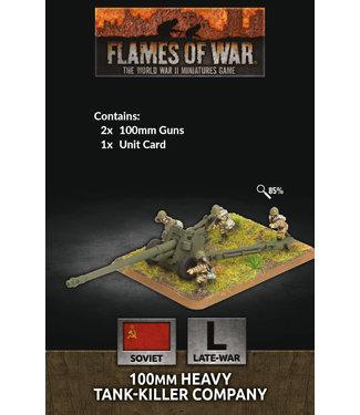 Flames of War 100mm Heavy Tank-Killer Company