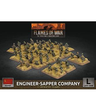 Flames of War Engineer-Sapper Company