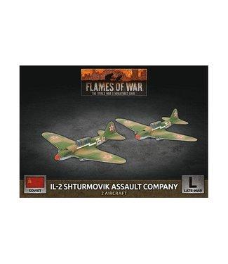 Flames of War IL-2 Shturmovik Assault Company
