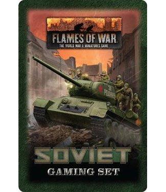 Flames of War Soviet Gaming Tin (FOW)