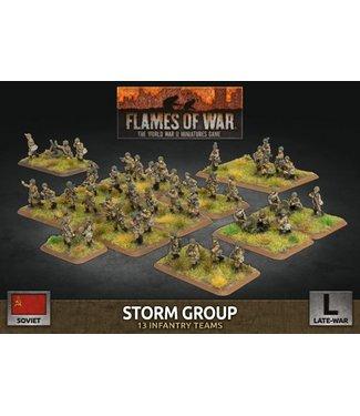 Flames of War Storm Group (Plastic)