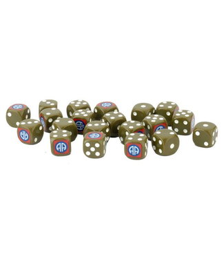 Flames of War 82nd Airborne Division Dice