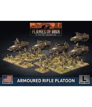 Flames of War Armoured Rifle Platoon (Plastic)