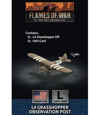 Flames of War L4 Grasshopper Observation Post