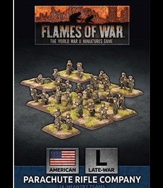 Flames of War Parachute Rifle Company (Plastic)