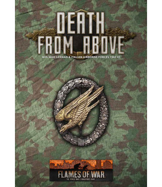 Flames of War Death From Above: Mid War German & Italian Airborne Forces 1942-43