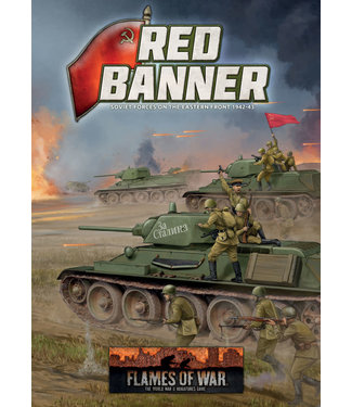 Flames of War Red Banner