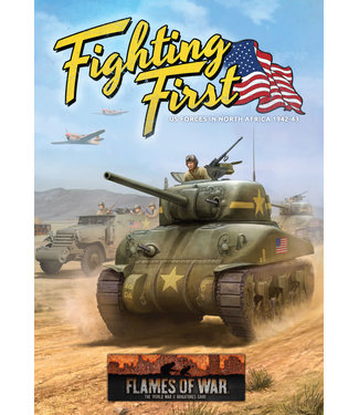 Flames of War Fighting First