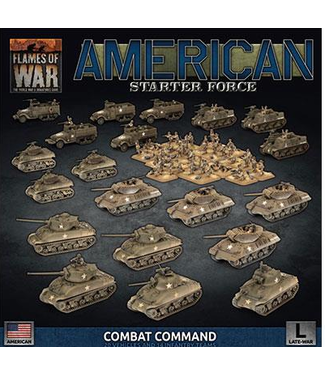 Flames of War US Combat Command Army Deal