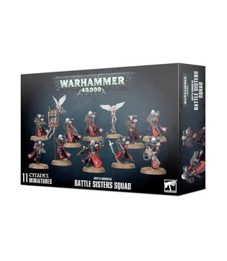 Warhammer 40.000 Battle Sisters Squad / Dominions & Celestians