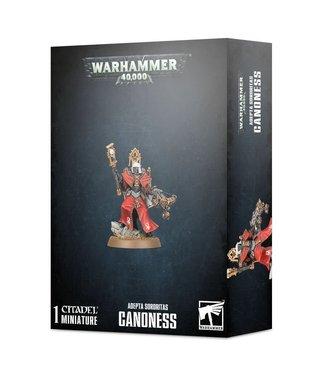 Warhammer 40.000 Canoness