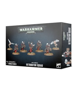 Warhammer 40.000 Retributor Squad