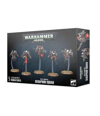 Warhammer 40.000 Seraphim / Zephyrim Squad
