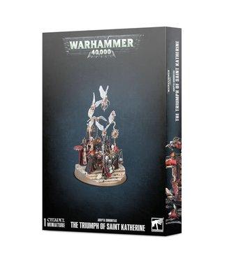 Warhammer 40.000 The Triumph of Saint Katherine