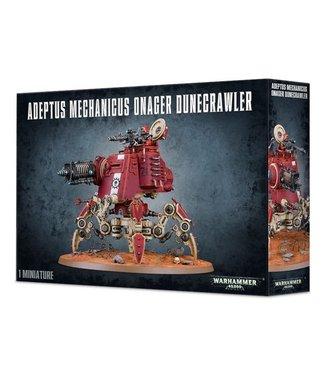 Warhammer 40.000 Adeptus Mechanicus Onager Dunecrawler