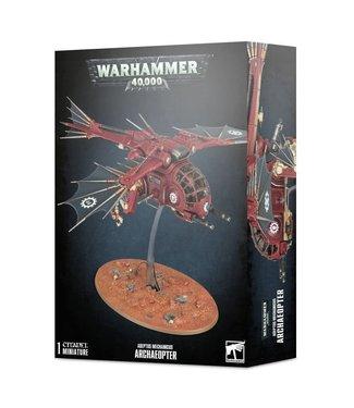Warhammer 40.000 Archaeopter Fusilave / Stratoraptor / Transvector