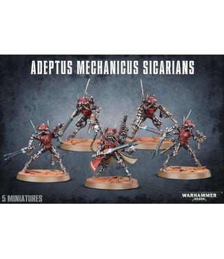Warhammer 40.000 Sicarians Ruststalkers / Infiltrators