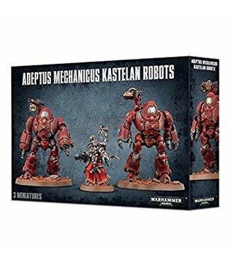 Warhammer 40.000 Kastelan Robots