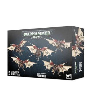 Warhammer 40.000 Pteraxii Skystalkers / Sterylizors
