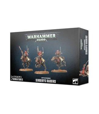 Warhammer 40.000 Serberys Raiders / Sulphurhounds