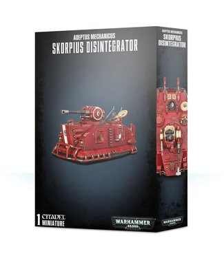 Warhammer 40.000 Skorpius Disintegrator / Dunerider