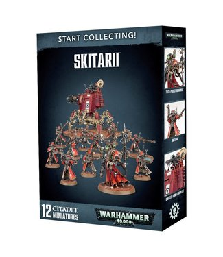 Warhammer 40.000 Start Collecting! Skitarii