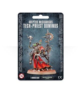 Warhammer 40.000 Tech -Priest Dominus