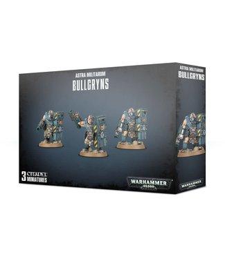 Warhammer 40.000 Bullgryns / Ogryns / Nork Deddog