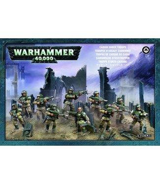 Warhammer 40.000 Cadian Infantry Squad