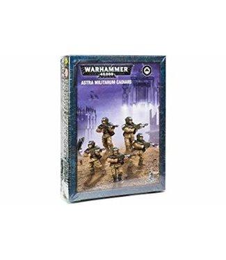 Warhammer 40.000 Cadians (5 models)