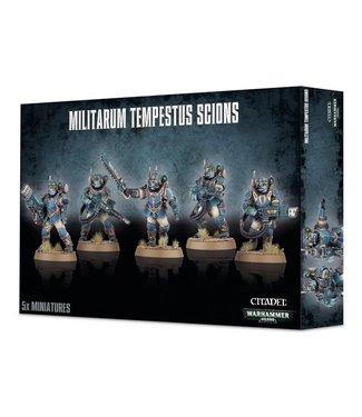 Warhammer 40.000 Militarum Tempestus Scions / Command squad