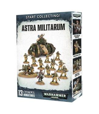 Warhammer 40.000 Start Collecting! Astra Militarum