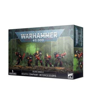 Warhammer 40.000 Blood Angels Death Company Intercessors
